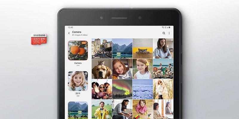 نقد و بررسی تبلت Galaxy Tab 8 T295