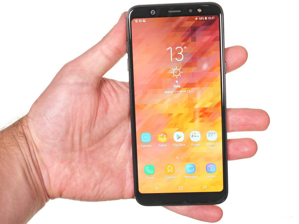 گوشی موبایل سامسونگ Galaxy A6 Plus 2018 32GB Ram 4