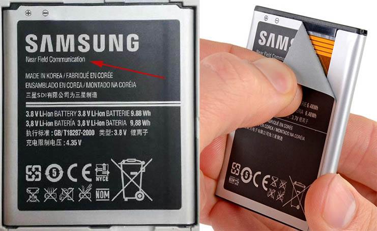راهنمای خرید باتری اصلی گوشی و نحوه تشخیص آن