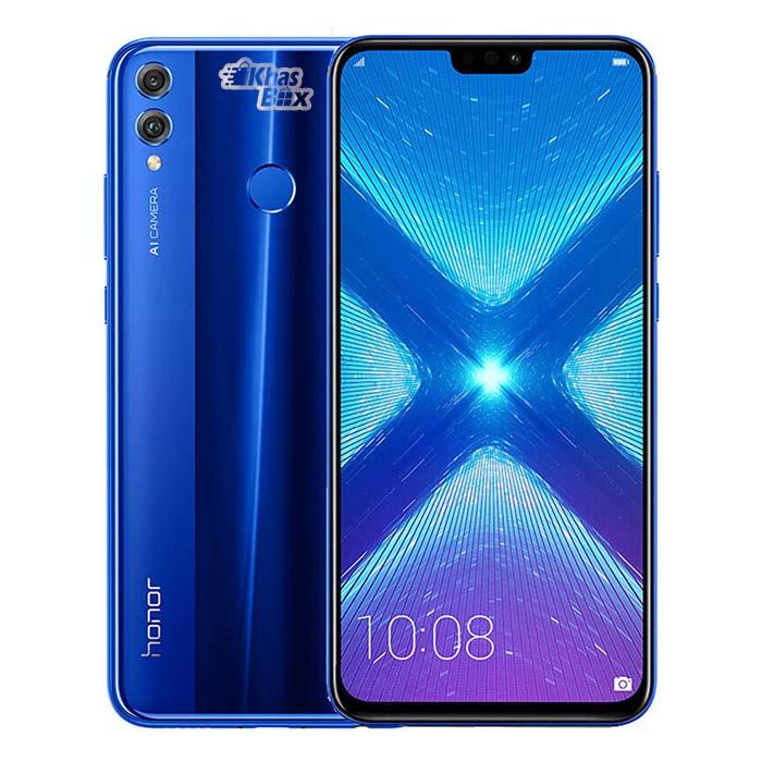 گوشی موبایل هوآوی مدل Honor 8X 64GB آبی |
