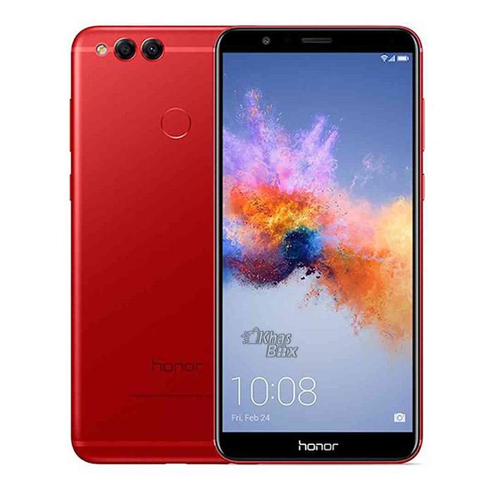 گوشی موبایل هوآوی مدل Honor 7X 64GB Ram4 قرمز  
