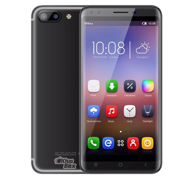 گوشی موبایل جی ال ایکس مدل i۸ با قابلیت ۳ جی ۸ گیگابایت دو سیم کارت | GLX i8 3G 8GB Dual SIM Mobile Phone