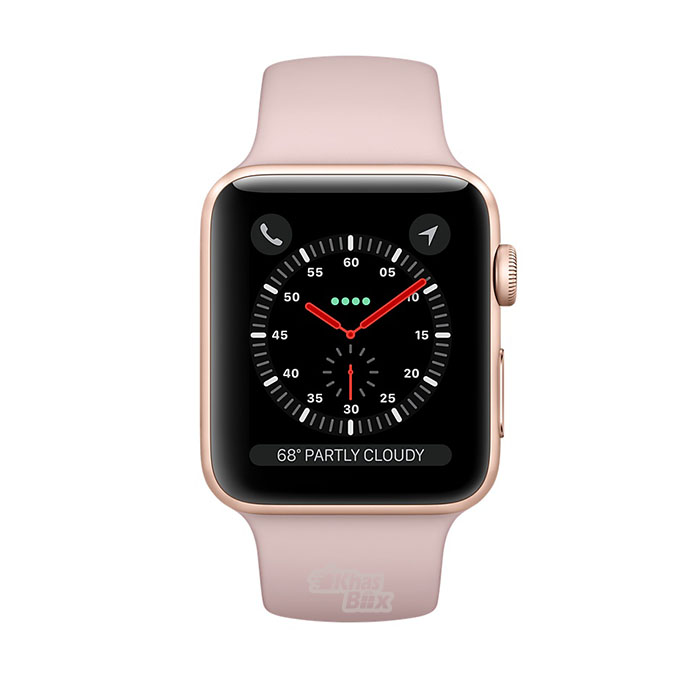 ساعت هوشمند اپل واچ 3 38mm گلد | Apple Watch 3 38mm Gold