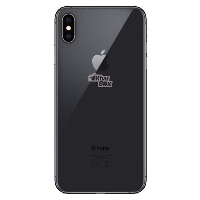 گوشی موبایل اپل iPhone XS Max Space Dual SIM Gray 256GB