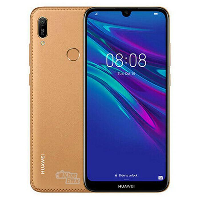 تخفیف خرید گوشی موبایل هوآوی Y6 Prime 2019 قهوه ای