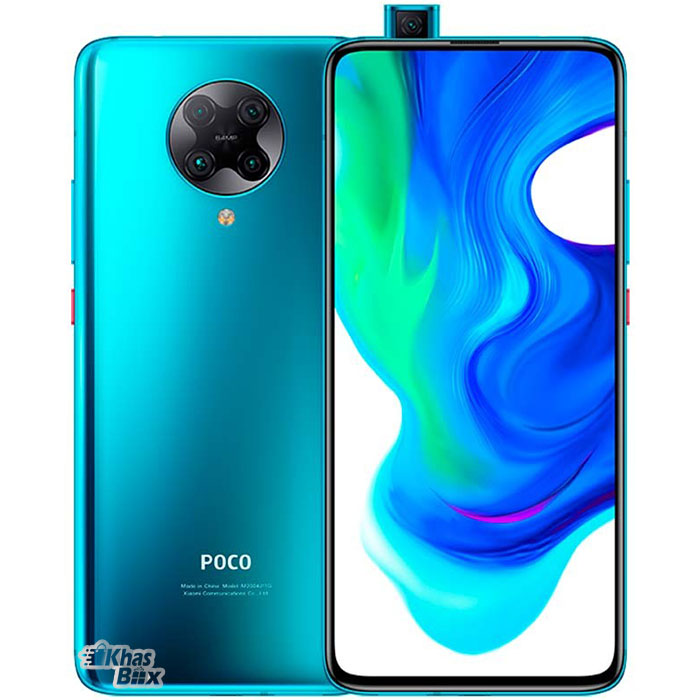تخفیف خرید گوشی موبایل شیائومی Poco F2 Pro 128GB Ram6 آبی