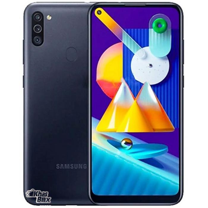 تخفیف خرید گوشی موبایل سامسونگ Galaxy M11 32GB Ram2
