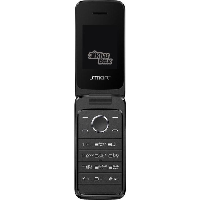 تخفیف خرید گوشی موبایل اسمارتFlip F1712 دو سیم کارت