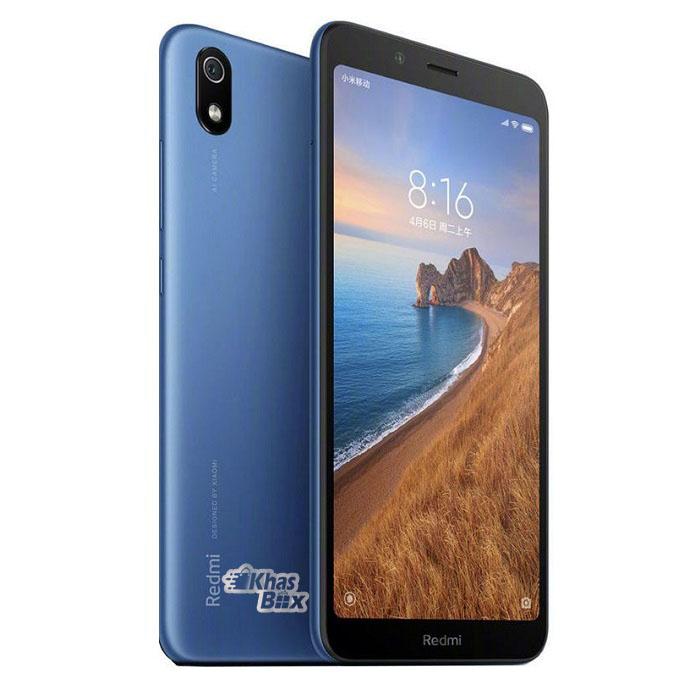 تخفیف خرید گوشی موبایل شیائومی مدل Redmi 7A 32GB RAM2 آبی