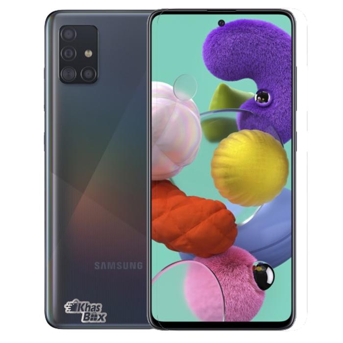 تخفیف خرید گوشی موبایل سامسونگ Galaxy A51 128GB Ram6