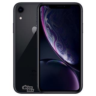 گوشی موبایل اپل iPhone XR Dual SIM Space Gray 128GB