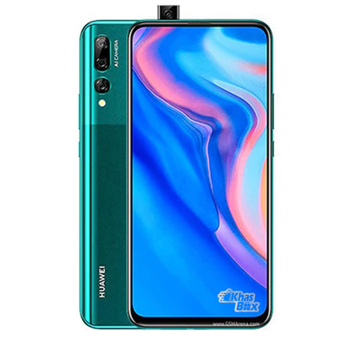 تخفیف خرید گوشی موبایل هوآوی Y9 Prime 2019 Dual SIM 128GB سبز